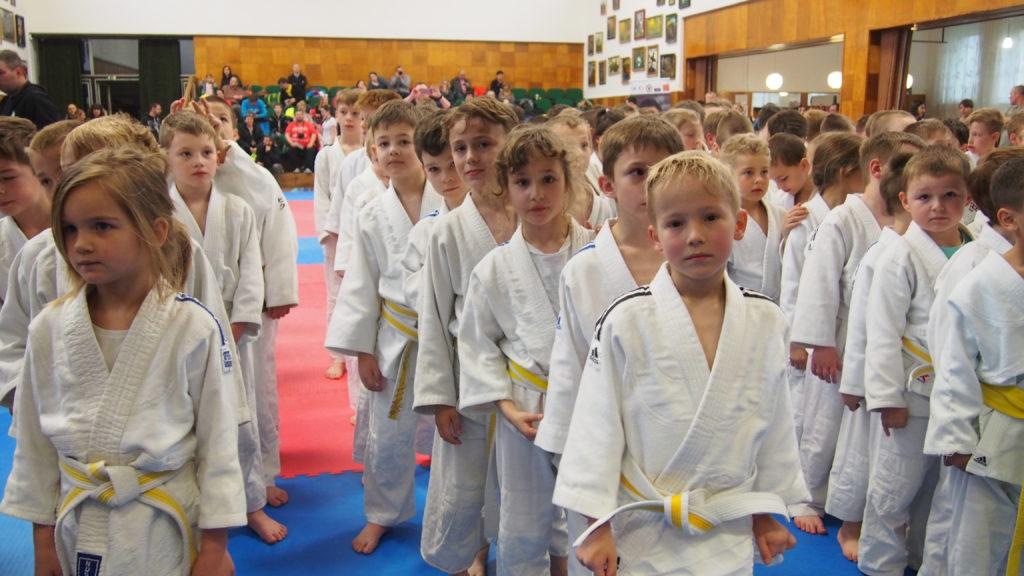 Judo Cup Kamenice 2017