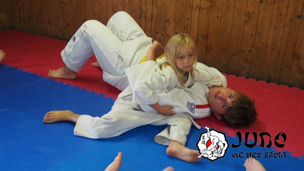 Judo víc než sport – tábor v Nižboru 2017 – Od Šumavy k Tatrám
