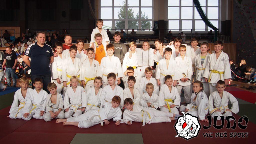 Judo víc než sport na 10. ročníku turnaje o pohár města Berouna