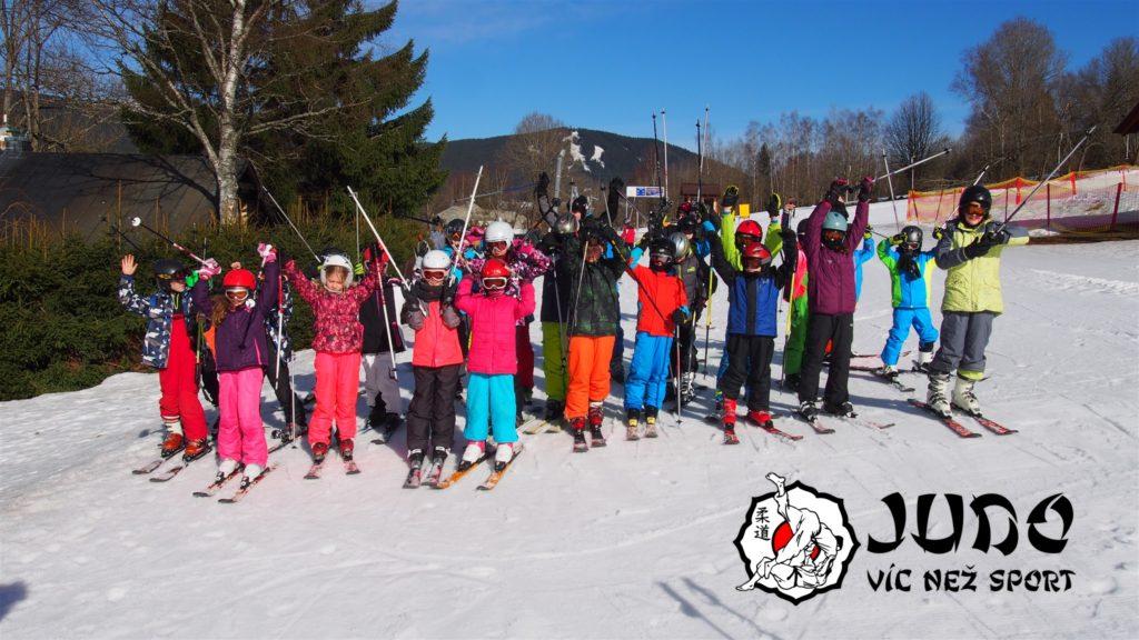 Hory s Judem 2018 - První lyžování