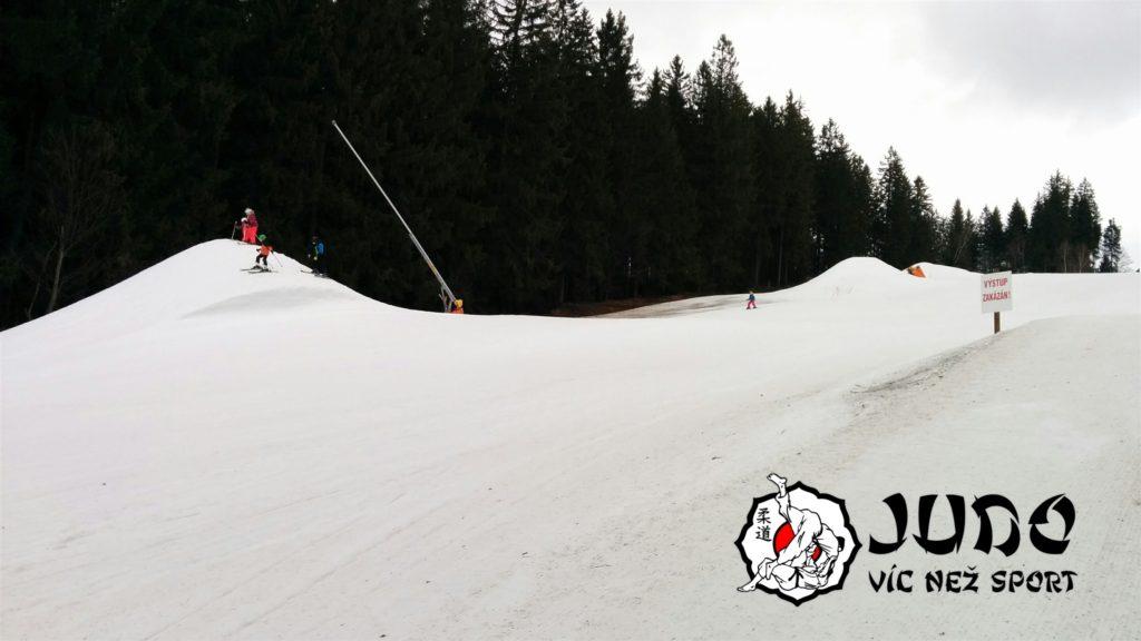Hory s Judem 2018 - Na sněhových homolích