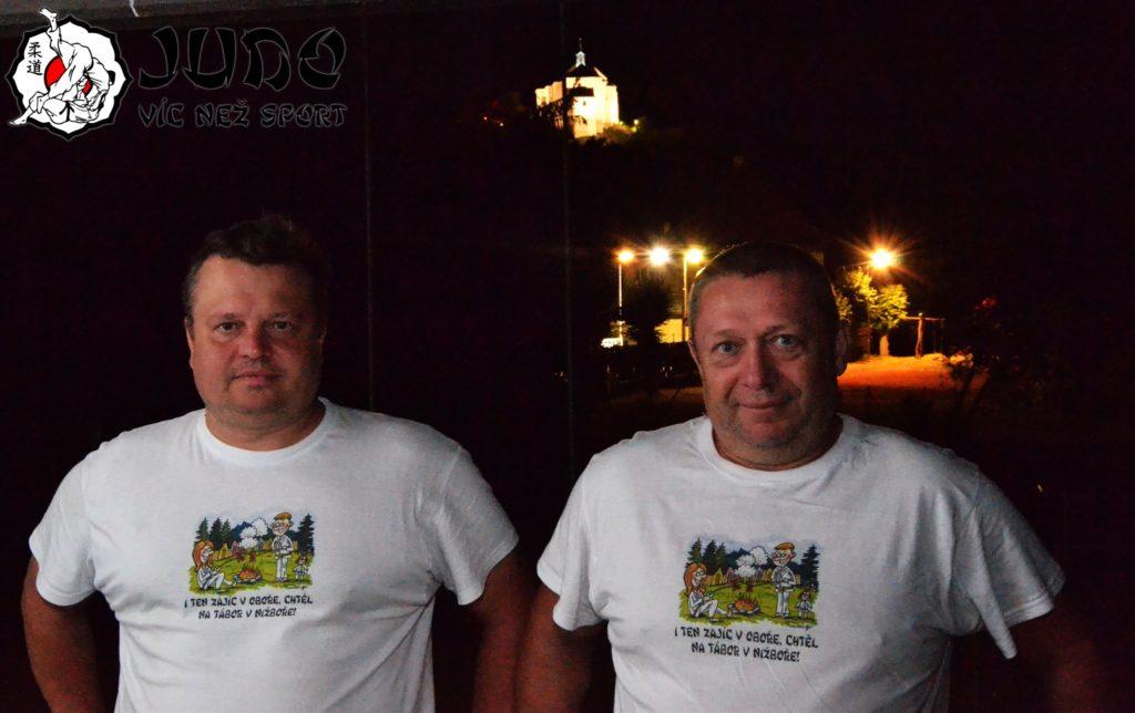 Soustředění 2018 - Kotěnočkin a Rusakov
