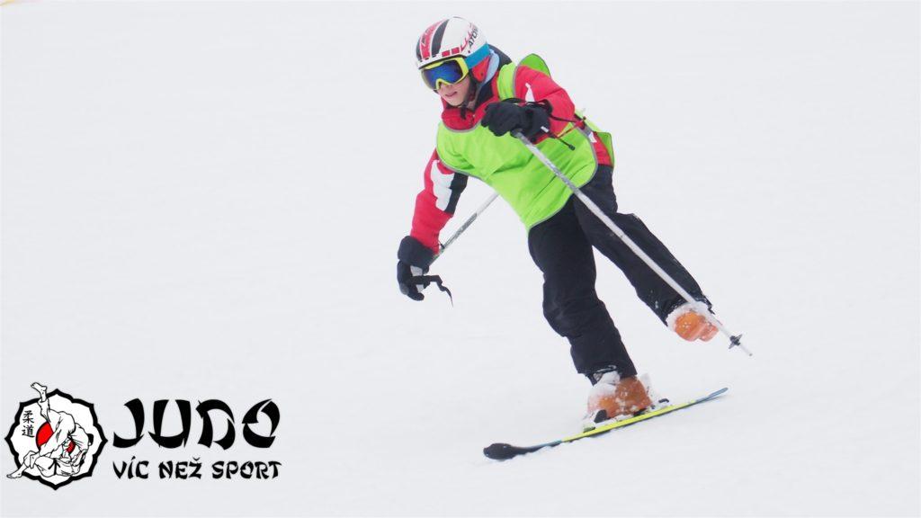 Hory s judem 2019 – jízda po jedné lyži