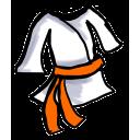 4. KYU - Oranžový pás