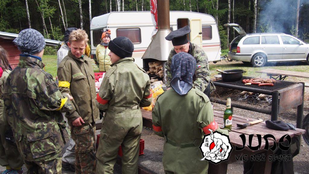 Catering na bitevním poli