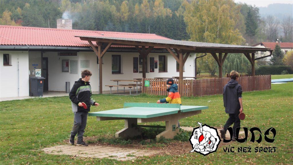 Podzimní prázdniny 2019 - Ping-pong