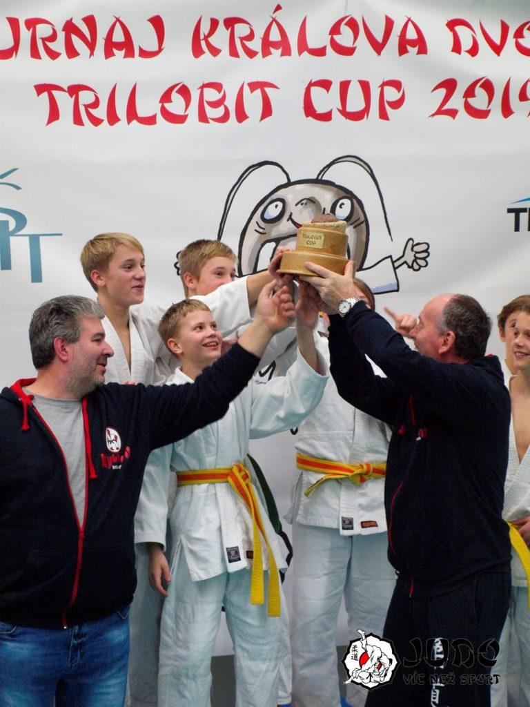 Trilobit Cup 2019 vyhrál Judo club Kyklop