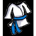 2. KYU - Modrý pás
