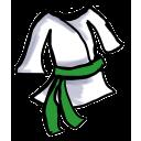 3. KYU - Zelený pás